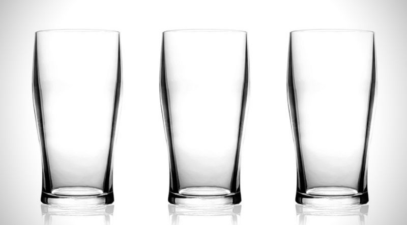 Unbreakable Pint Glasses