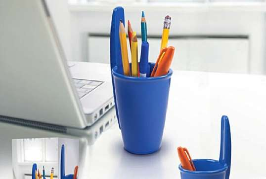 Uncap Pen Holder