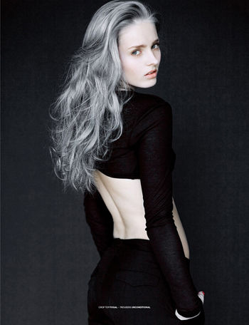 Gray-Haired Editorials