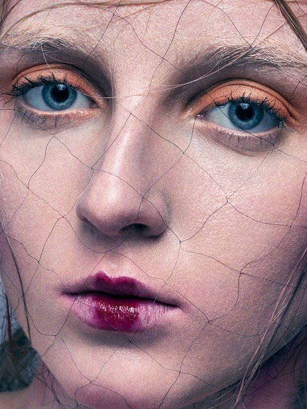 Conceptual Cosmetic Portraits