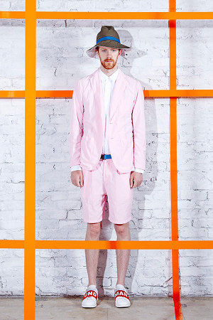 Contemporary Menswear Collections
