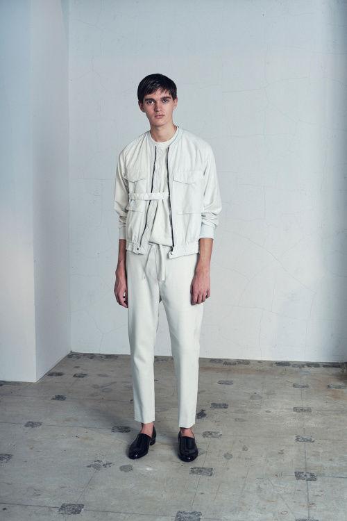 Overtly Minimalist Menswear