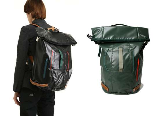 Tarp-Like Tech Packs