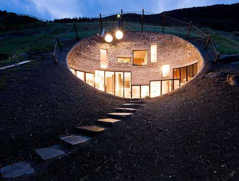 Burrowing Eco Abodes
