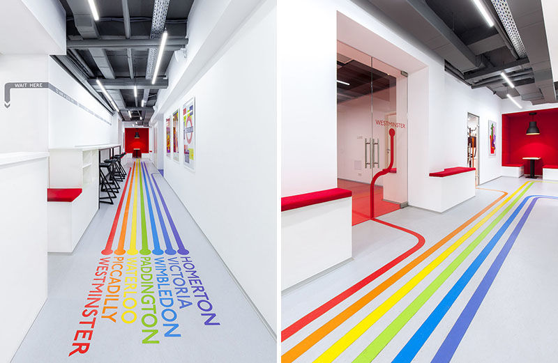 Subway inspired interior designs underhub by emil dervish - Interior design schools in alabama ...