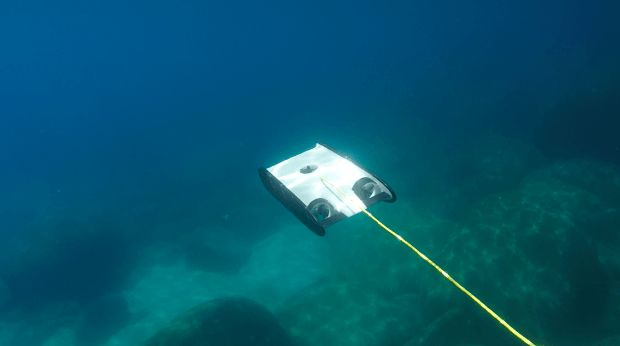 Affordable Underwater Drones