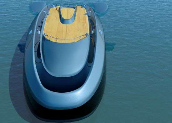 Underwater Luxury Yachts