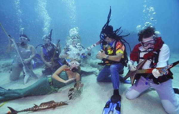 Aquatic Conservation Concerts