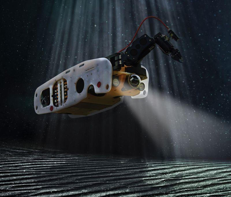 Underwater Safety Robots