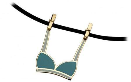 Underwear-Inspired Jewelry