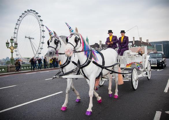 Unicorn Cab Rides