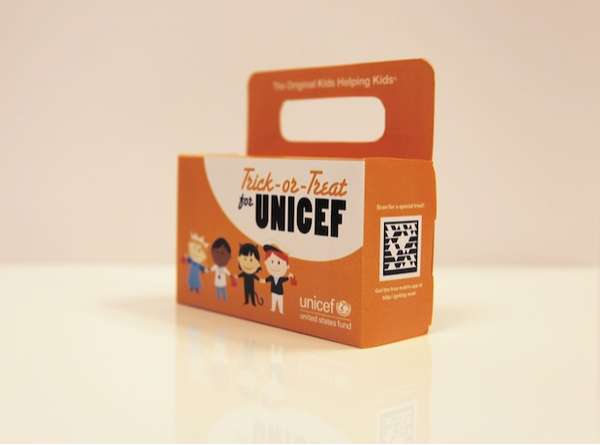 UNICEF Trick or Treat Box