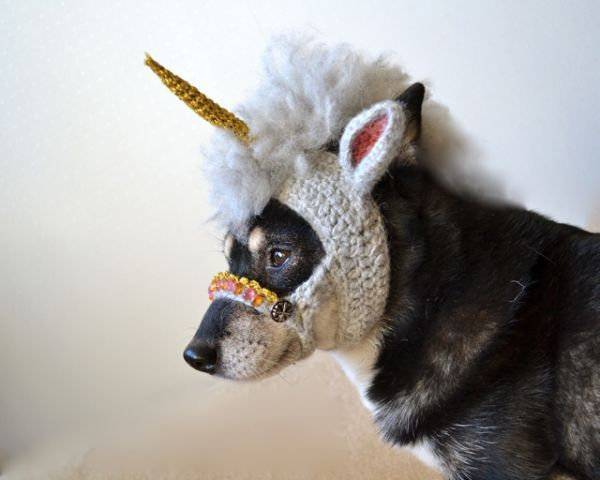 Mythical Canine Costumes