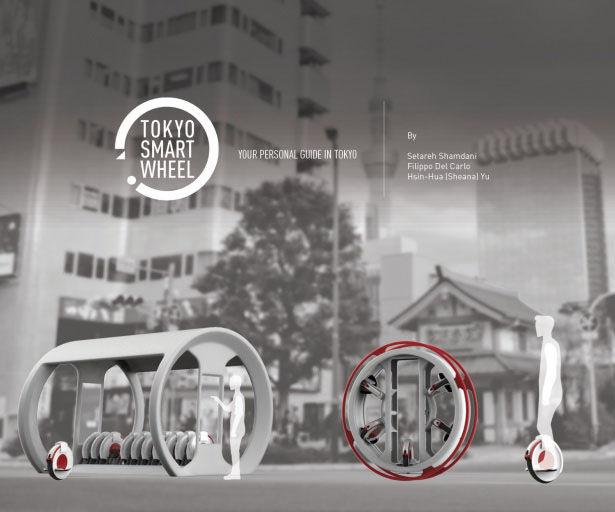 Smart Unicycle Segways