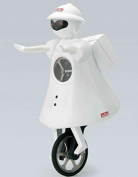 Amazing Unicycling Robots