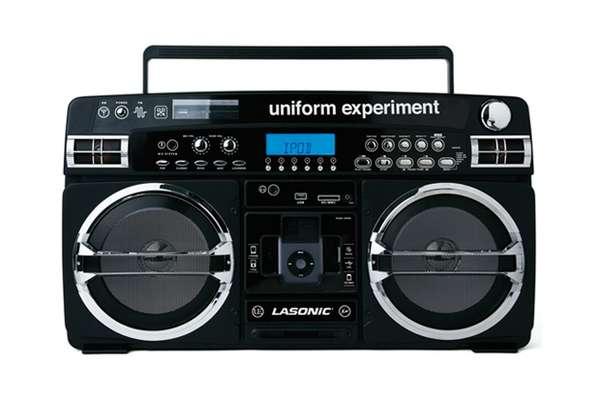 Modern Ghetto Amplifiers