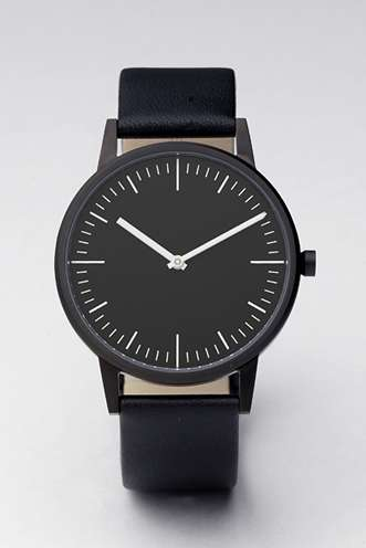 Uncomplicated Tasteful Timepieces