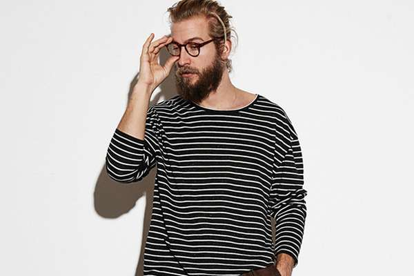 Easygoing Hipster Lookbooks