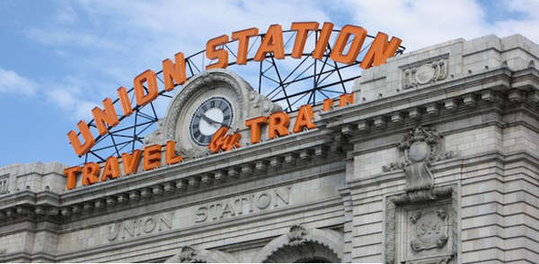 Repurposed Train Station Hotels