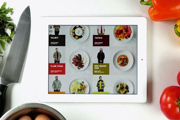 Uniqlo Recipe App