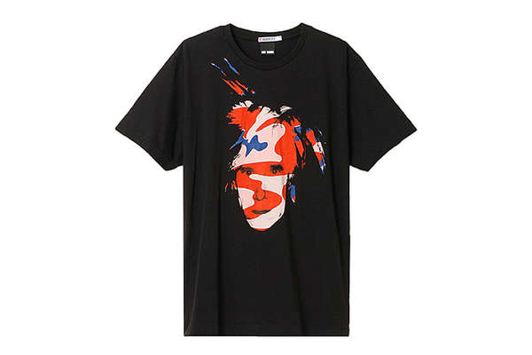 Andy Warhol-Inspired Tees