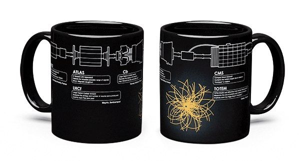 Particle Physics Mugs