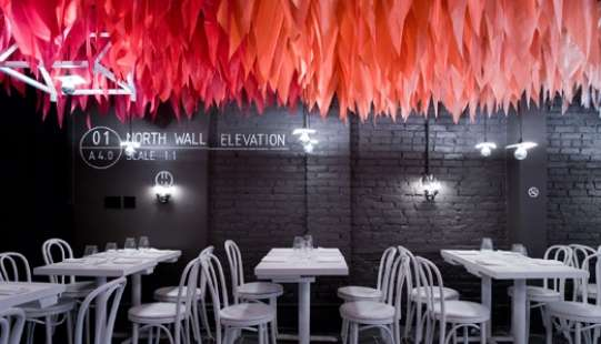 Ever-Changing Eateries
