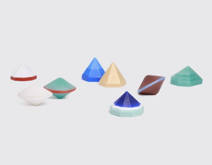 Jewel-Like Soap Collections