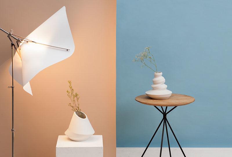 Earthquake-Inspired Vases