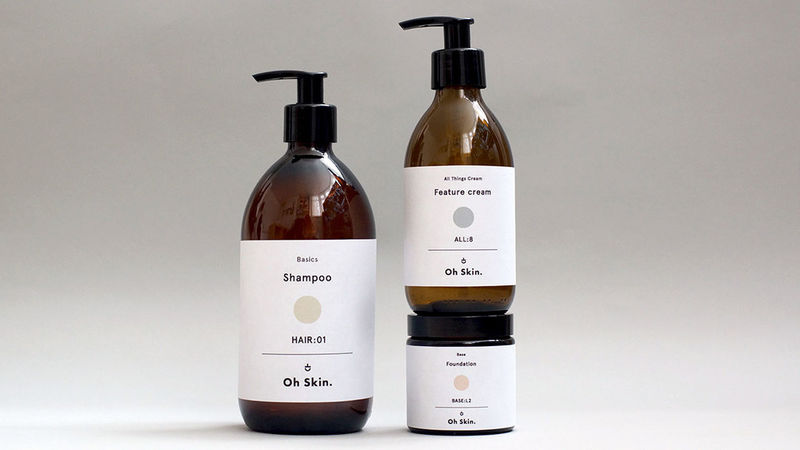Unisex Cosmetic Packaging