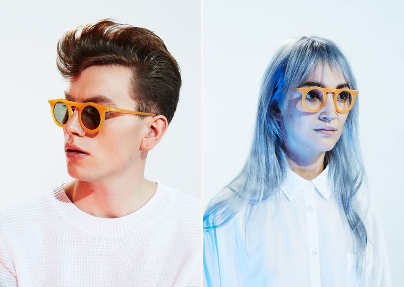 Colorful Unisex Eyewear