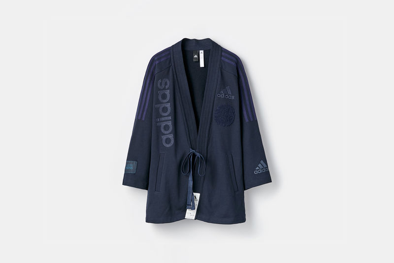 Jujitsu-Inspired Apparel
