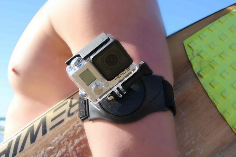 Armband Action Camera Mounts