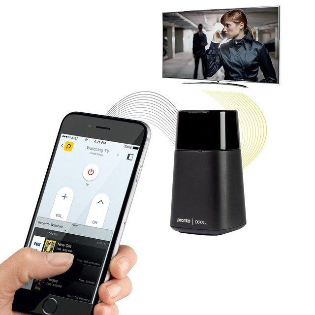 Transformative Smartphone Remotes