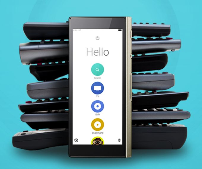 Smartphone-Inspired Remotes