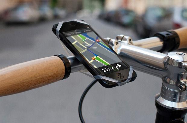 Universal Smartphone Bike Mounts