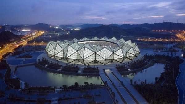 Crystalline Stadiums