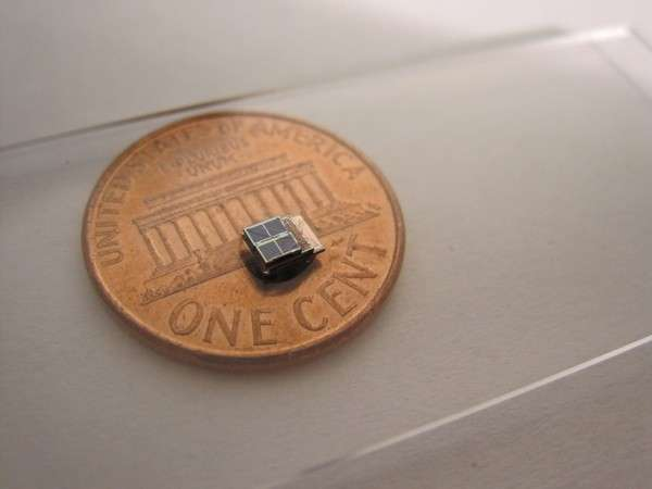Penny-Sized Solar Power