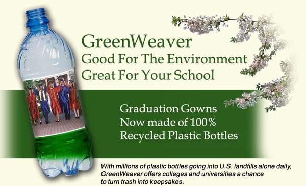 Green Graduation Gowns