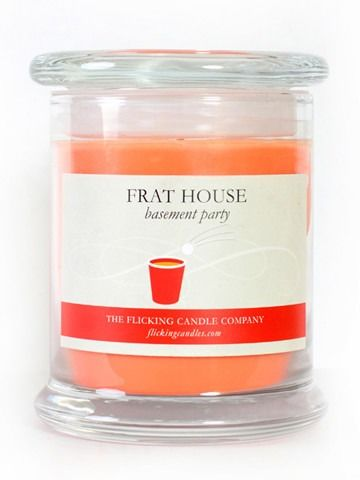 Frat House-Scented Candles