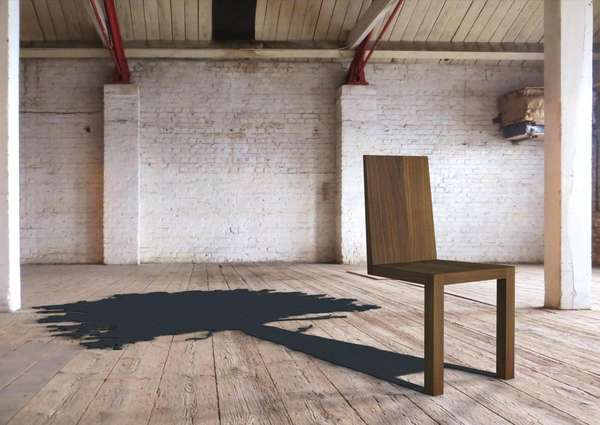 Shadow-Equipped Chairs