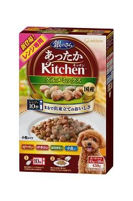 Microwaveable Dog Foods