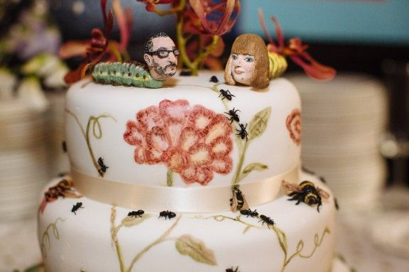 Insect-Inspired Weddings