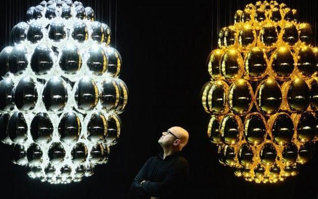 Opulent Lighting Orbs