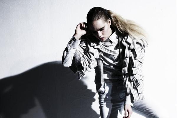 Pleated Fashion Knits