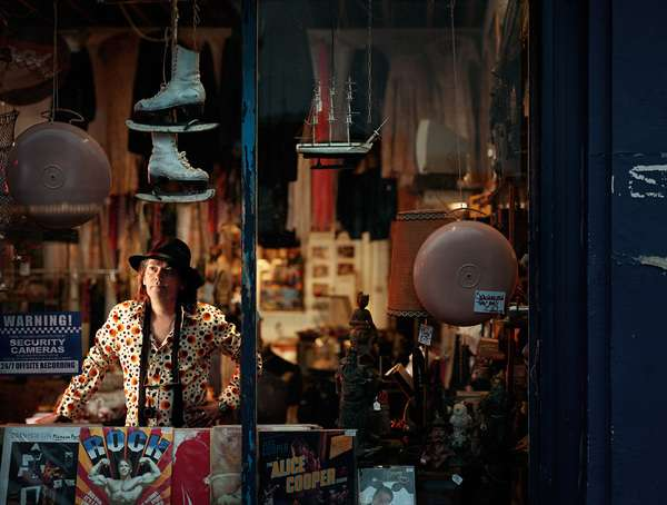 Shopkeeper Portraits