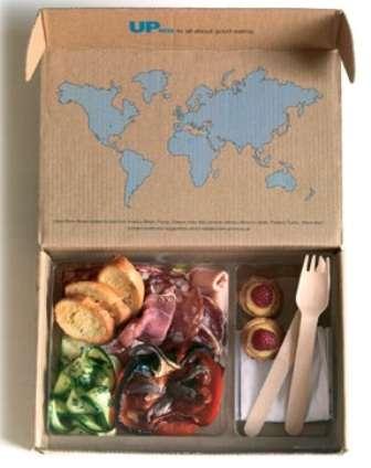 Boxed Gourmet Eats