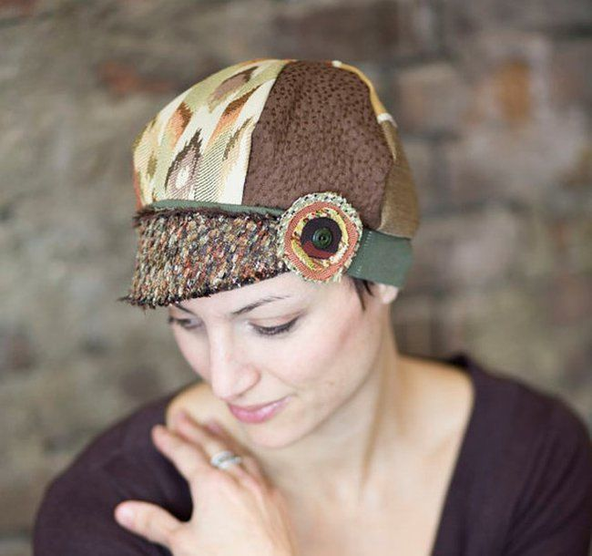 Upcycled Feminine Accessories
