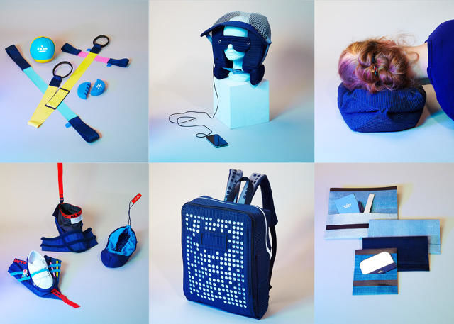 Upcycled Travel Products