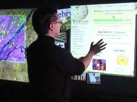 UPDATE: Perceptive Pixel Multi Touch Screens